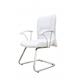 cadeira interlocutor branca