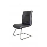 cadeira interlocutor cromada