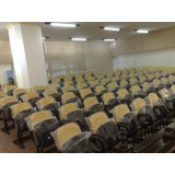 cadeira para auditório estofadas