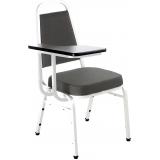 cadeiras universitária empilhável vila ester