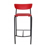 comprar cadeira alta com encosto para cozinha Marapoama