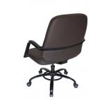 comprar cadeira escritório até 150kg Jardim Itapemirim