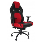 comprar cadeira gamer presidente Interlagos