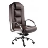 comprar cadeira presidente preta Franco da Rocha