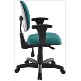 fornecedor de cadeira executiva com braço regulável Campo Grande