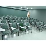 fornecedor de cadeira para auditório com prancheta Mogi Guaçu