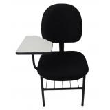 fornecedor de cadeira universitária com prancheta frontal Parque São Jorge