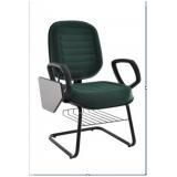 fornecedor de cadeira universitária com prancheta jardim picolo