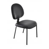 indústria de cadeira executiva fixa Parque São Rafael