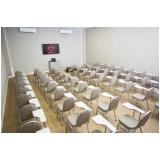 indústria de cadeira para auditório com prancheta Freguesia do Ó