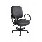 loja de cadeira de escritório giratória estofada Chácara Cruzeiro Do Sul