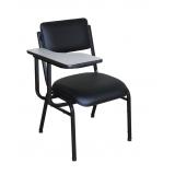 loja de cadeira universitária com prancheta frontal ABC