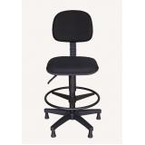 onde comprar cadeira caixa alta secretária Zona Oeste