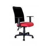 onde comprar cadeira de escritório secretária giratória Vila Carmosina
