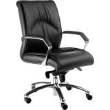onde encontrar cadeira de couro para escritório lausane