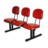 preço de cadeira longarina Campo Belo
