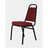 preço de cadeira para hotel Americana