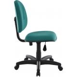 qual o valor cadeira de escritório giratória colorida Pindamonhangaba