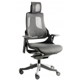 qual o valor cadeira escritório ajuste lombar Vila Caborne