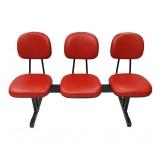 qual valor de cadeira longarina Centro