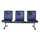 quanto custa cadeira para recepção 3 lugares Sapopemba