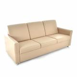 sofá para recepção 3 lugares Vitória