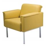 sofá para recepção de salão de beleza Guaratinguetá