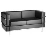 sofá recepção Poá