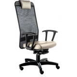 valor de cadeira de escritório giratória de tela Vila União